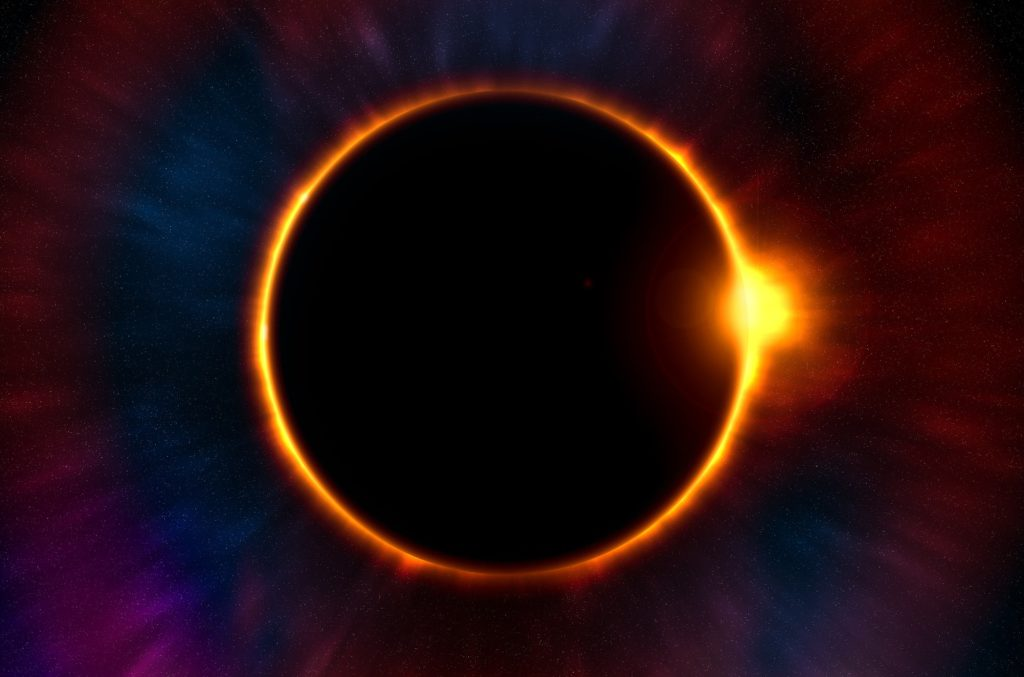 total solar eclipse August 21 2017 spiritual significance